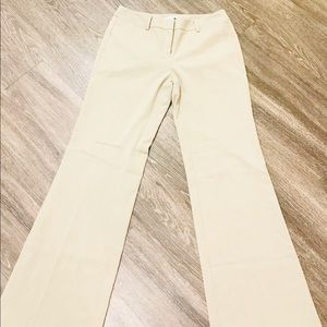 NY & Co Light Sage Green Wide Leg Pants Size 4